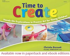 Time to Create by Christie Burnett