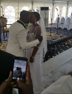Adwoa Saa wedding 1