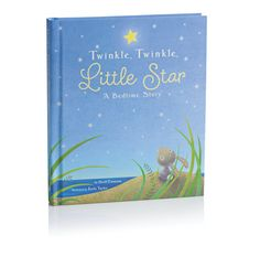 SALE: Twinkle, Twinkle, Little Star Recordable Storybook - UNICEF Cards & Gifts support a great humanitarian cause! ($14.99) Lull little ones to sleep with your voice reading a special version of their favorite tune.