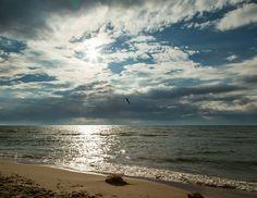 Scott Likert Creative - scottlikertcreative.com #lakemichigan #clouds #michiganphotographer