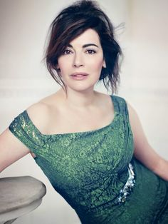 Nigella Lawson by Nathaniel Goldberg