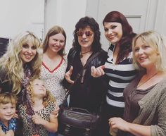 Ritchie Blackmore with his family 2016 Greatest Rock Bands, Best Rock, Tommy Bolin, Folk Rock, Roger Glover, Blackmore's Night, Jon Lord, David Coverdale, British American