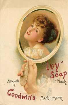 Goodwin's Ivy soap