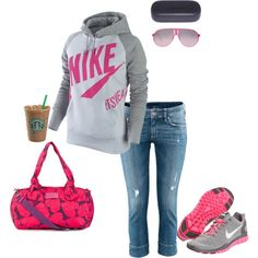 """Soccer Mom"" by tarahampson on Polyvore"