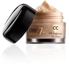 All-in-One Eye Brightening CC Cream from @Olay #StreetStyleBeauty