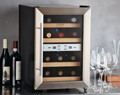 I love the Caso Wine Cellar on Williams-Sonoma.com