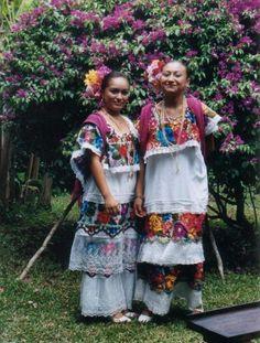 Mexikanische Tracht