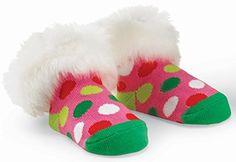 Mud Pie Baby Boys Holiday Best 3 Pair Sock Set