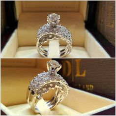 This twin set got some serious curves. #diamonds #jewlery #engagement #rings #truelove #fashion #glamour #ladies #cairo