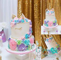 Unicorn Baby Shower Desserts