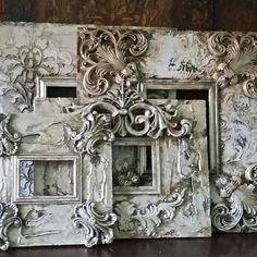 Michelle Butler Designs Heirloom Picture Frames SHOP www.crownjewel.design