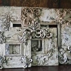 Michelle Butler Designs Heirloom Picture Frames SHOP www.crownjewel.design