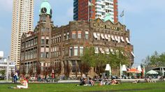Rotterdam - Hotel New York Holland Amerika Lijn