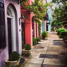 Travel- Charleston, SC