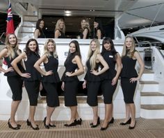 yachting crew positions - Google Search