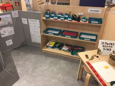 Mark making area Continuous Provision, Yorkshire Uk, Kindergarten Age, Writing Table, Eyfs, Mark Making, Phonics, Montessori, Conference