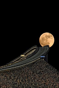 Drive Me to The Moon… by Alireza Shakernia - Atlantic Highway, Norway