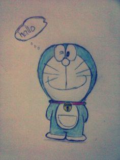 Doraemon art