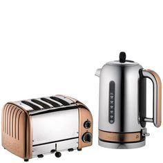Image result for copper toaster & kettle uk