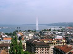 Geneva, Switzerland. 8th on the World's Best Places to Live in 2012 for quality of life.