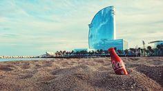 La playa // Barcelona // #sienteelsabor @igersspain @cocacola_esp