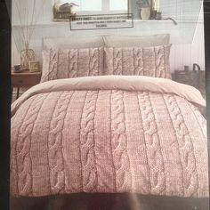 Hashtag Bedding - Knit Bedding