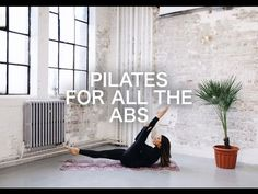 Pilates Series That Hits All The Abs | Lottie Murphy - YouTube