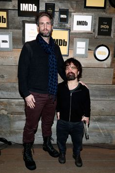 Peter Dinklage Photos Photos - Director Mark Palansky and actor Peter Dinklage, recipients of the STARmeter Award, attend The IMDb STARmeter Award Ceremony & The Amazon Video Direct Inaugural Filmmaker Awards during the 2017 Sundance Film Festival on January 23, 2017 in Park City, Utah. - The IMDb STARmeter Award Ceremony & The Amazon Video Direct Inaugural Filmmaker Awards - 2017 Sundance Film Festival In Park City - 2017 Park City