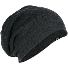 Koloa Surf Slouchy Beanie in 10 Colors ($12) ❤ liked on Polyvore featuring accessories, hats, slouchy beanie, slouchy beanie hats, slouchy hat, saggy beanie and slouch hat
