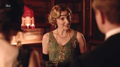 Downton Abbey Costume Recap: Season 6, Episode 5