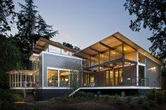 LEED Platinum modernist house