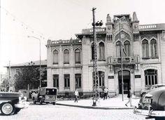Kadıköy Belediye binası.