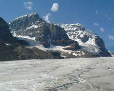 Athabasca Glacier, Canada  By Kristin Mosher