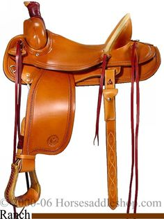 colorful pictures of western saddles | ... 17inch 18inch Wichita Circle Y Park and Trail Saddle | Western Saddle