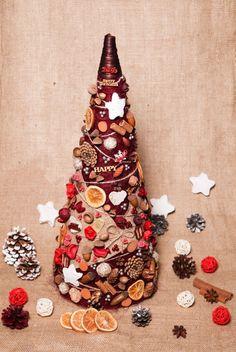 Albero di Natale casa arredamento Natale di KseniyaRevta su Etsy