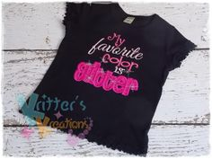 Hey, I found this really awesome Etsy listing at http://www.etsy.com/listing/129913569/favorite-color-is-glitter-embroidered
