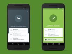 Mobile banking - Pre & Post authorization (WIP)