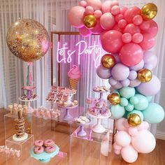 """""""LET'S PARTY"""" with & . Loving this Pastel themed party we planned a few weeks ago. Sleepover Birthday Parties, Girl Sleepover, Birthday Party Themes, Girl Birthday, Teen Party Themes, Candy Themed Party, Disco Birthday Party, Paris Birthday, Birthday Centerpieces"""