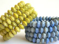 very small paper beads