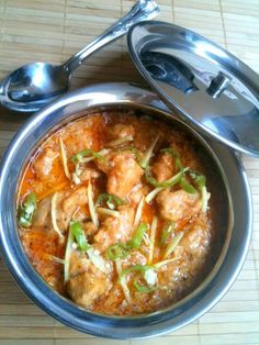 Boneless Chicken Handi