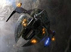 Jem'hadar Battleship | DS9 Stories/News: Dominion Warships – Jem'Hadar Ships (2) | My ...