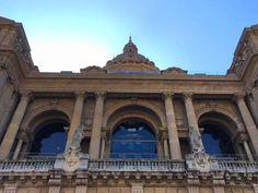 Barcelona, Museum, Taj Mahal, Building, Travel, Art, National Museum, Art Background, Viajes