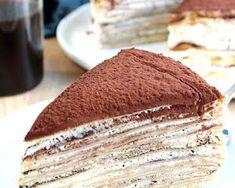 Discover recipes, home ideas, style inspiration and other ideas to try. Tiramisu Pancakes, Nutella Crepes, Tiramisu Dessert, Vegan Breakfast Recipes, Vegan Recipes Easy, Sweet Recipes, Dessert Crepe Recipe, Dessert Recipes, Bbq Ribs