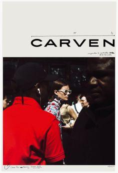Carven's Resort 2018 Ad Campaign - The Impression