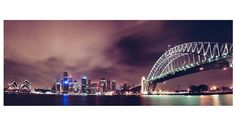 Project of the Day: Sydney Skyline by Samir Abdosh