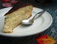 Gâteau à la crème de Boston