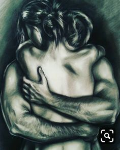 Couple Illustration, Illustration Sketches, Cute Relationship Goals, Cute Relationships, Love Images, Love Photos, Romantic Drawing, Sexy Black Art, Fantasy Romance