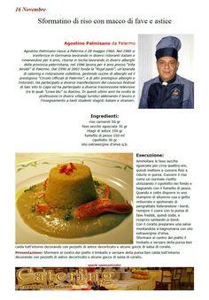 """La Ricetta di oggi 16 Novembre dall'archivio di Ricette 3.0 di spaghettitaliani.com - Sformatino di riso con macco di fave e astice ( Primi - Riso ) inserita da Agostino Palmisano - La ricetta si trova anche nel Libro """"Una Ricetta al Giorno... ...leva il medico di torno"""" prodotto dall'Associazione Spaghettitaliani, per acquistarlo: http://www.spaghettitaliani.com/Ricette2013/PrenotaLibro.php"""