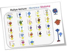 Rallye Monsieur-Madame