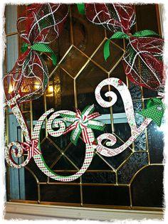 Joy Door Hanger
